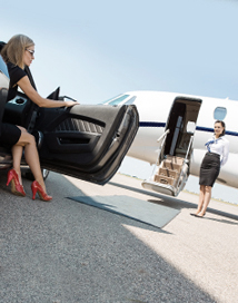 airport transfer from Barcelona airport, Port of Barcelona or Girona Airport