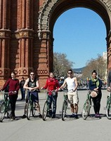 city bike tour