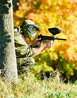 play paintball in barcelona