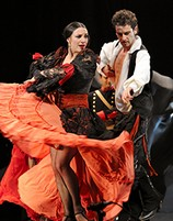 salsa shows at palacio del flamenco, tablao de carmen or tablao de cordobes